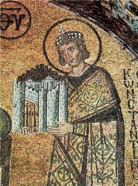 Святой император Константин