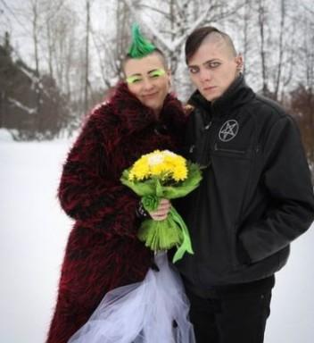 Наталья и Константин Меньшиковы