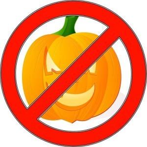 Хэллоуин - европейская (западная) мерзость.